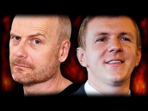 Gatekeepers Exposed   James O'Keefe and Stefan Molyneux