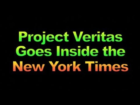 Project Veritus Goes Inside the New York Times, 1828