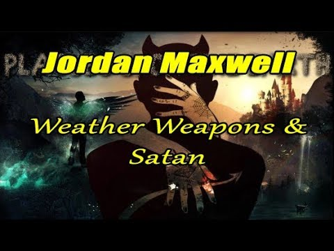 Jordan Maxwell Show (10/04/2017) - Weather Weapons & Satan - Jordan Maxwell 2017
