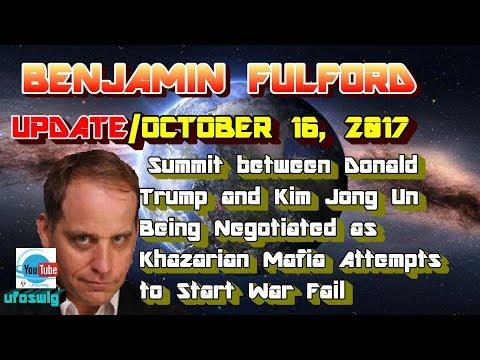 Benjamin Fulford: October 16, 2017