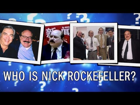 Who Is Nicholas Rockefeller? - Question For Corbett