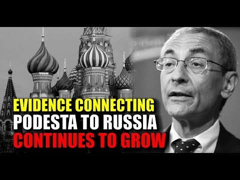 Tucker of Fox news told to keep quiet by Podesta! Obama, Clinton REAL connection to Russia