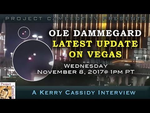 OLE DAMMEGARD:  LATEST UPDATE ON VEGAS
