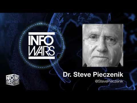 """There's Going To Be War With Israel & Lebanon"" - Dr. Steve Pieczenik - 11/10/2017"
