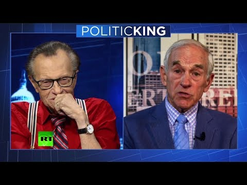 'He's still aching' – Ron Paul on son Sen. Rand's assault