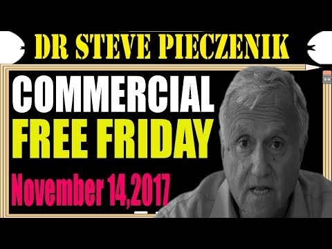 Dr Steve Pieczenik & ALEX JONES Commercial Free Friday, The Infowar November 17,2017