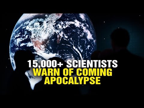 15,000+ scientists warn of planetary APOCALYPSE