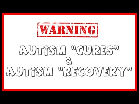 WARNING-A SOLUTION: Autism, Anxiety, Reversing Symptoms w/ Immune System