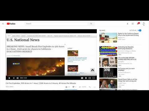 CA Fires: Evidence Unnatural, Comments From SoCal Subs, Un-Christ-like 'Christians,' & Smart Meters