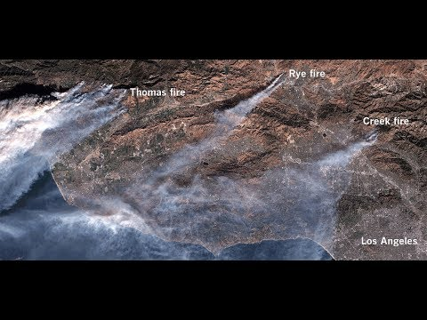 Weather War Terrorism; Lasered & Torched SoCal
