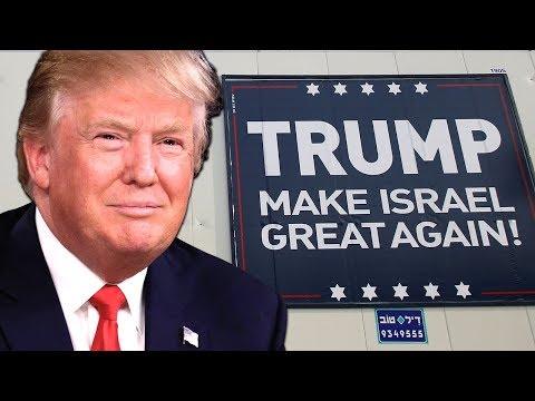 Trump Makes Israel Great Again - #NewWorldNextWeek