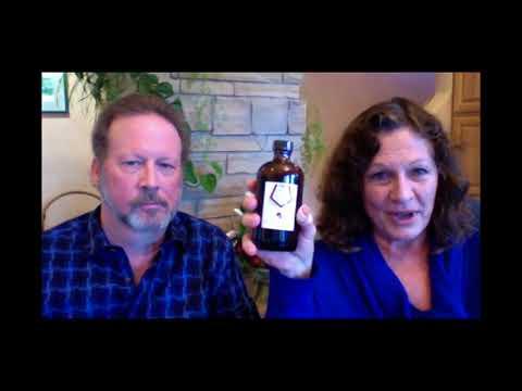 "Patty Greer & Ken: C60 ""Bucky Ball"" Molecule - DNA Activation & Longevity at C60PurplePower.com"