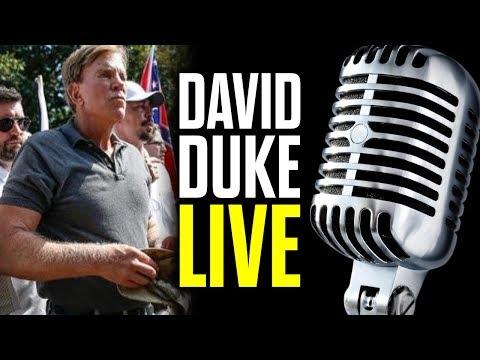 Dr David Duke & Mark Collett Live Chat