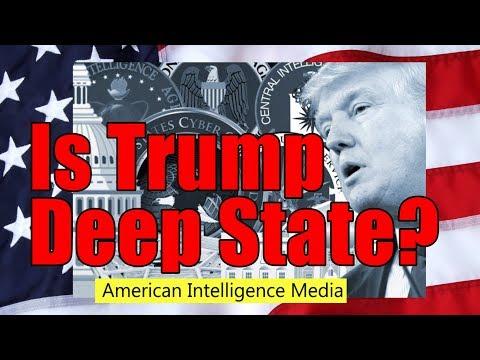Is Trump Deep State