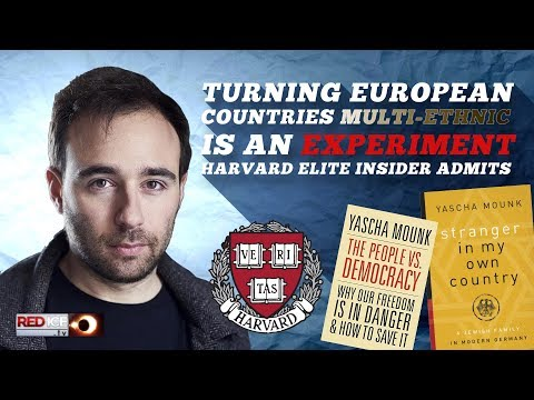 Harvard Elite Insider Admits Turning European Countries Multi-Ethnic Is An Experiment