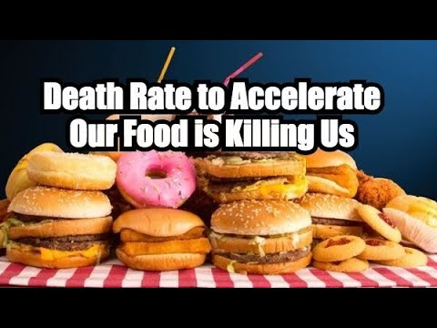 Depopulation IS Occurring, It's Our Food