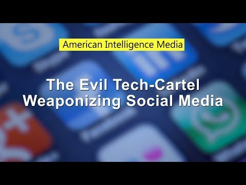 The Evil Tech-Cartel: Weaponizing Social Media