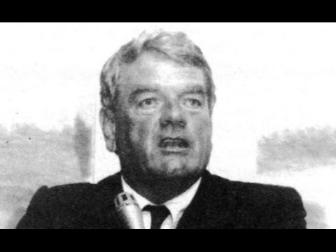 David Irving - Jailed and Beaten For Telling Truth of 2nd World War