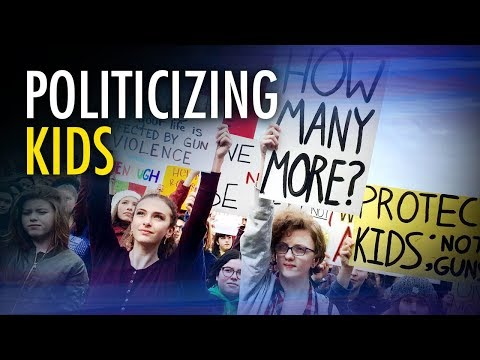 Anti-gun leftists: Exploiting children (& lying to parents) | John Cardillo