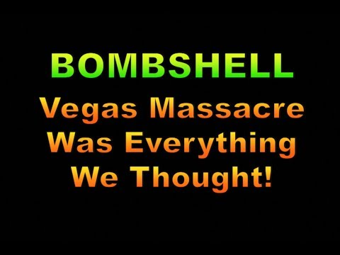 Bombshell Report - Vegas Massacre Was Everything We Thought, And More, 2095