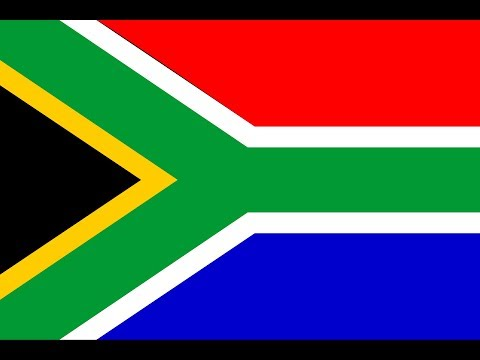 South Africa - Sorry European's Were Successful