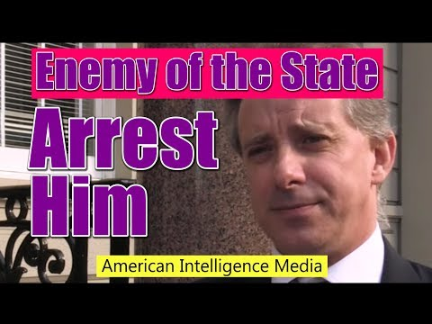 Christopher Steele Enemy of the U S