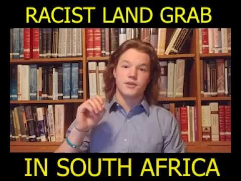 Canada Should Fast-Track Refugee Status for White South Africans