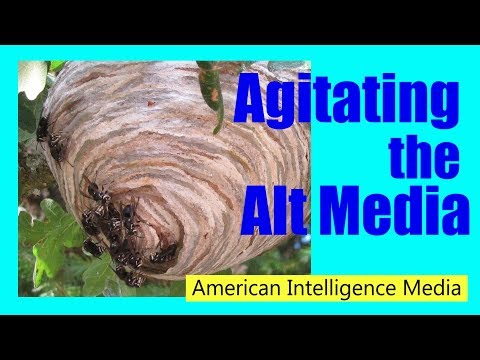 Agitating the Alt Media