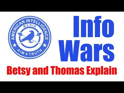Infowars and the Second American Revolution