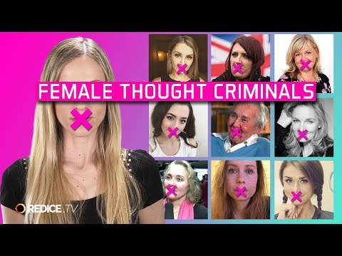 Female Thought Criminals