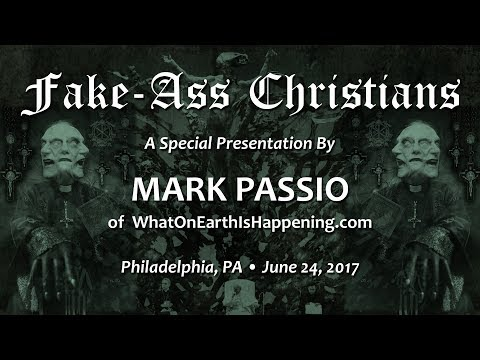 Mark Passio - Fake-Ass Christians - Part 1 of 2