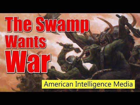 The Swamp is Disturbed