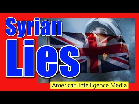 Syrian Lies and Propaganda