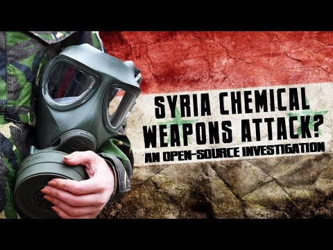 Chemical Weapons Attack in Syria? An Open Source Investigation