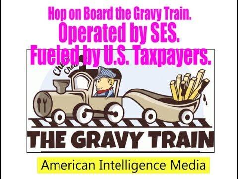 Gravy train USAID - OPIC