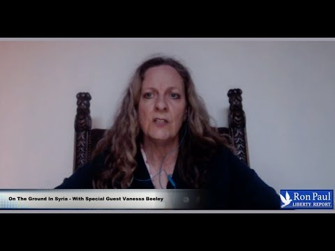 On The Ground In Syria - With Special Guest Vanessa Beeley