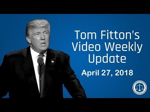 Tom Fitton: House Intel Report on Trump/Russia-NEW Clinton Emails-NEW Deep State Lawsuits