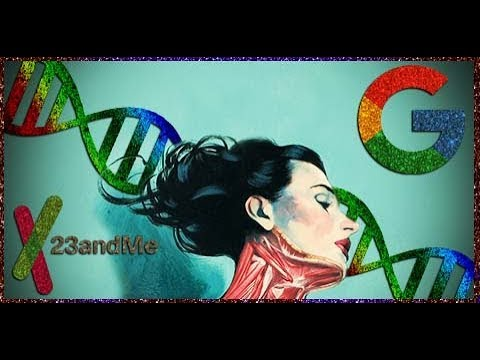 Why Does Google Want Your DNA?