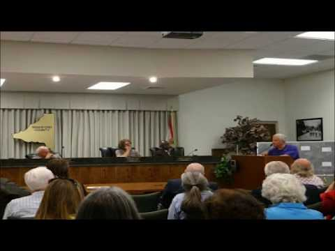 "Dr. Steve Pieczenik brings down the house at Bradford County meeting ""SHAME ON ALL OF YOU"""