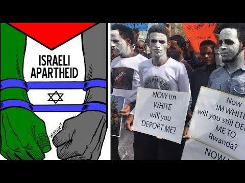 Israeli Racism & Zionist Apartheid - An Honest Conversation
