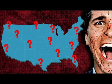 Can You Guess Which District Has the Most Psychopaths? - #NewWorldNextWeek