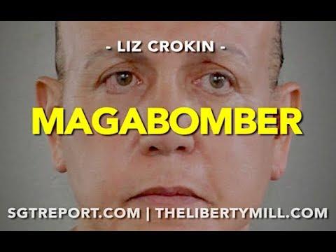 MAGABOMBER? -- Liz Crokin