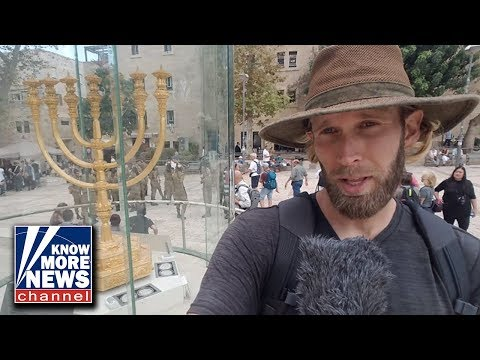 Old City of Jerusalem Tour - KMN LIVE