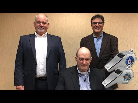 Intelligence Assessment with Kevin Shipp Whistleblowers Roundtable with Bill Binney & John Kiriakou