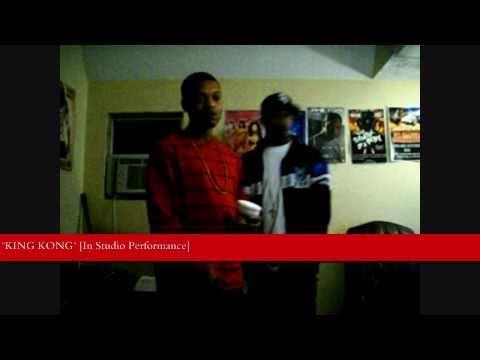 Mobb City TV - Certified the Ghost & Slugga of the 1/11 Mafia [Studio Session]