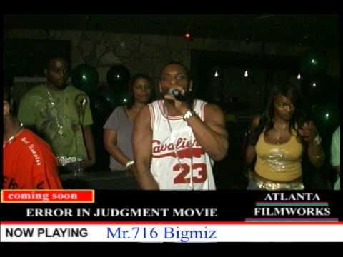 Atlanta Filmworks presents Mr. 716
