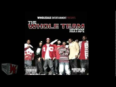 The WHOLE Team Mixtape Commercial