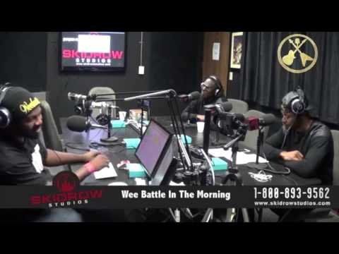 WEEBATTLE IN THE MORNING SHOW 2