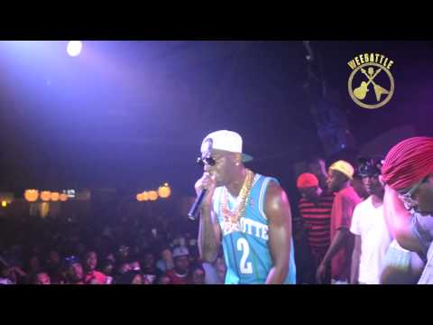 "YOUNG DOLPH ""Pulled Up"" LIVE IN CASHVILLE"