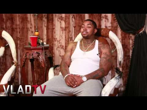 """Lil Scrappy: 50 Cent Is a """"Wealthy A** Goon"""""""